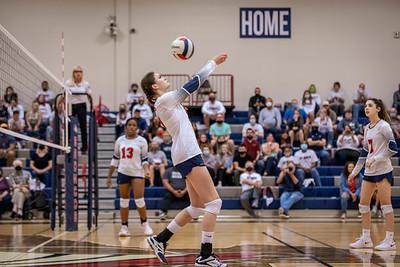 BACS Varsity Volleyball 11.10.2020