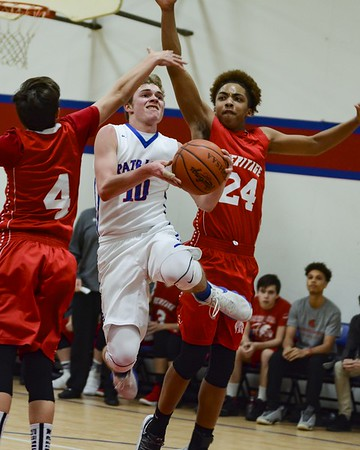 Open Door holds on for win over Heritage Christian