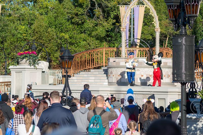 Opening Show Mickey - Magic Kingdom Walt Disney World