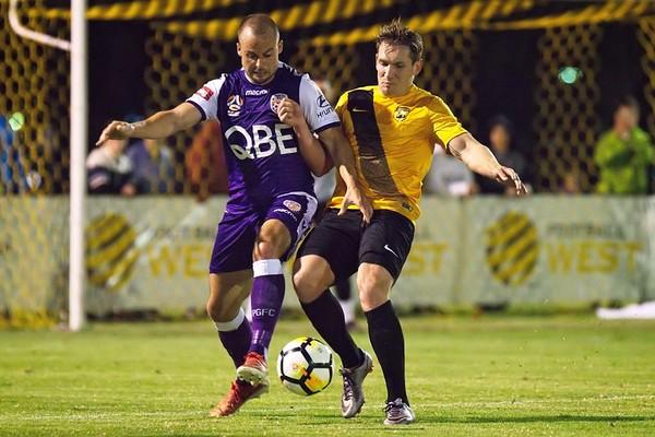 WA State Team v Perth Glory