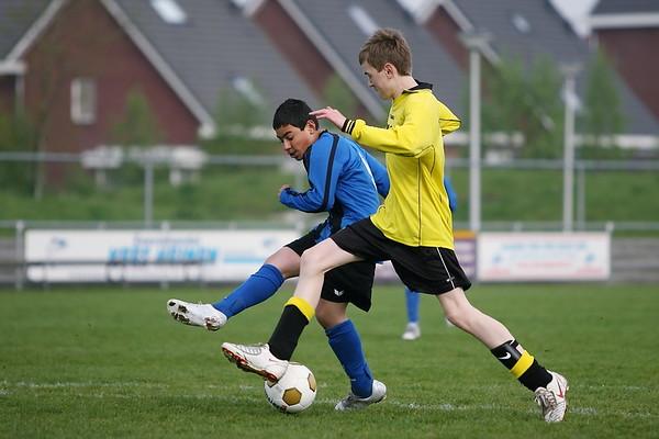 ACV D3 - FC Assen D3 15 mei 2010 uit Assen