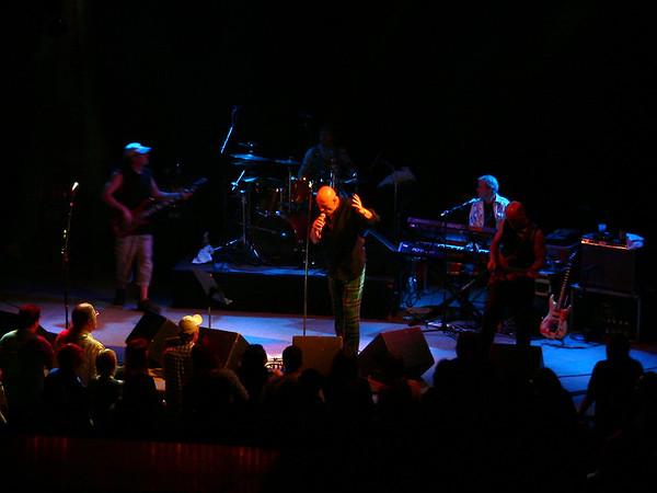 Fish w/ Pindral Fox Theatre, Boulder 6-12-08