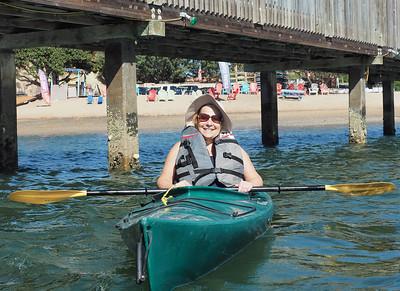 Kayaking 10-2-16