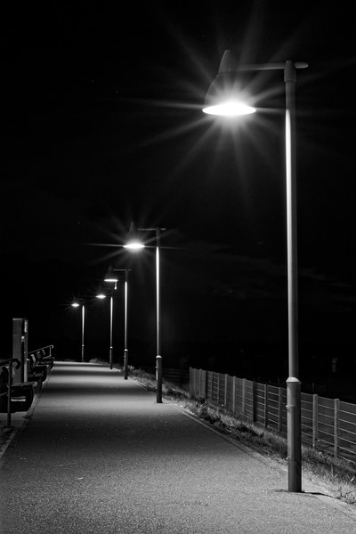 Empty harbour
