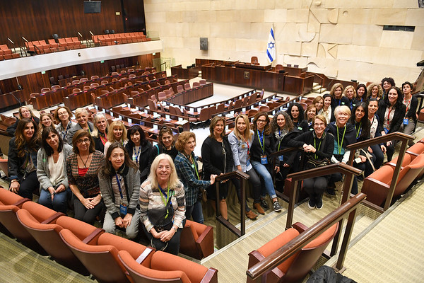 2017 FIDF Women's Mission to Israel