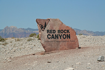 Red Rock Canyon, Nevada National Conservation Area