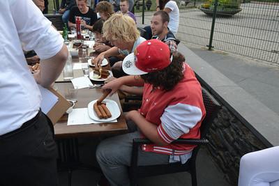Frikandellenwedstrijd 14-08-2013