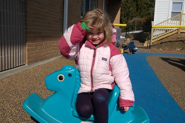 Preschool March-April