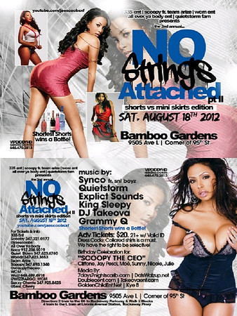 08/18/12 No Strings Attached Pt.2