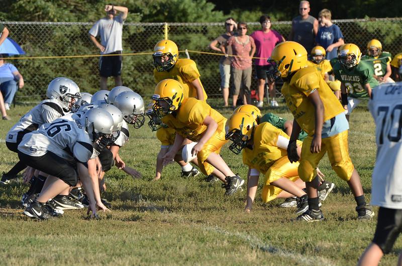 Wildcats vs Raiders Scrimmage 109.JPG