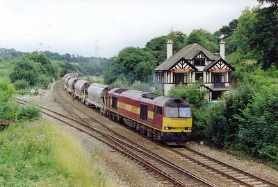 Whiteball to Exeter