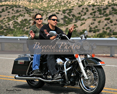 High Road to Taos Poker Run