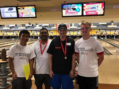 Special Olympics Bowling - Summer 2019