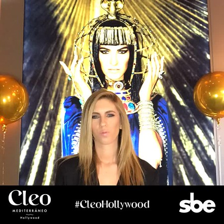 Cleo Hollywood Grand Re-Opening LA MP4s