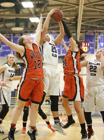 Watkins Girls Basketball 2-24-17