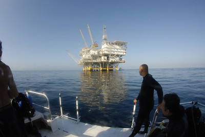 Oil Rig Photos