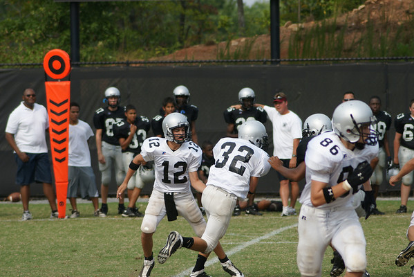 2008 Alpharetta Raiders JV Football