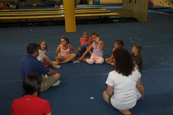 201006 Gymnastics Party