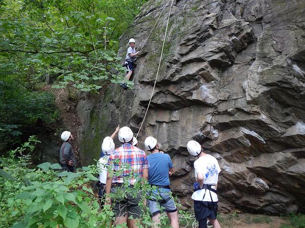 Adventure Team @ Moormans Boulders - 09.09