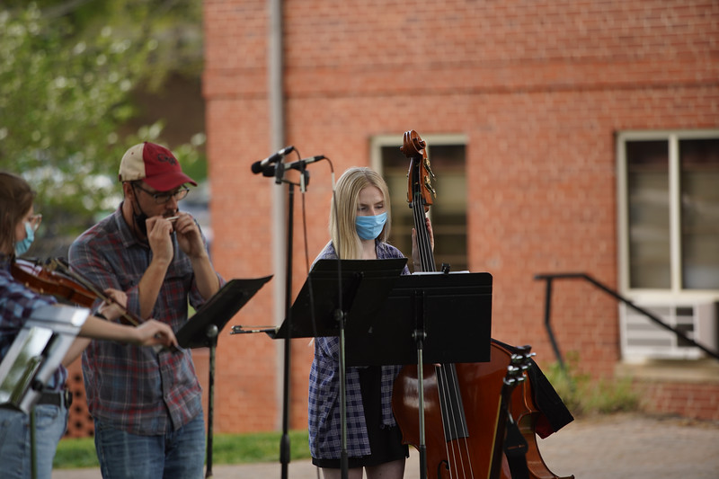 Old Time Music played at Gardner-Webb University. Music performed by Old Time class taught by Dr. Moser.