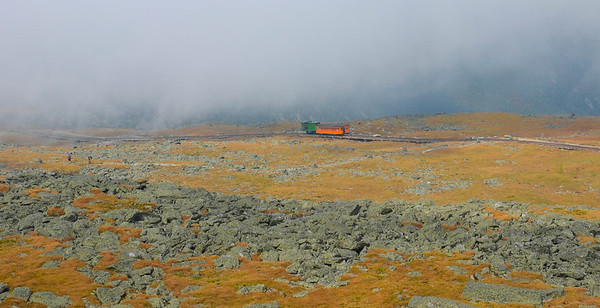 Mount Washington Labor Day Weekend 2011