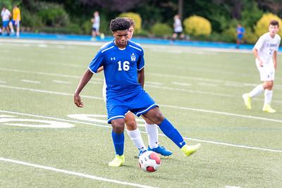 Boys Varsity Soccer –2019