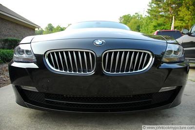 Eric Litz's BMW Z4