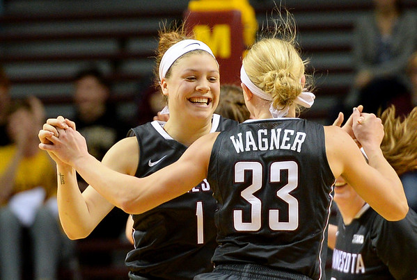 Minnesota Gophers women basketball beat Northwestern , 95-92