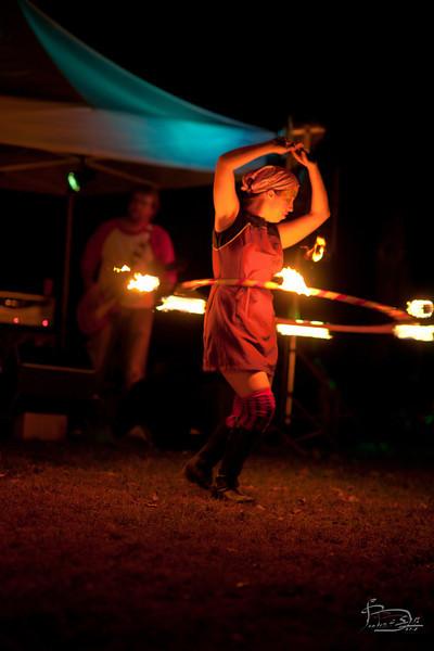 Hooping fire 1