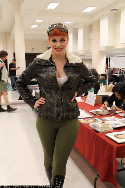 Jet City Comic Show 2011 - Saturday