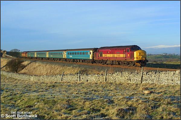 Class 37: Arriva Trains