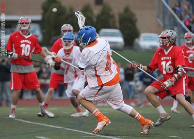 Penn Yan Lacrosse 4-18-14