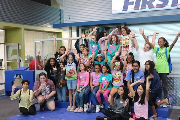 Girls in STEM Workshop 8-6-19