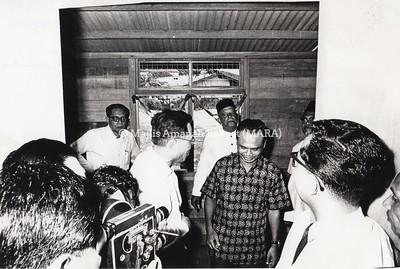 1967 - PEMBUKAAN RUMAH MARA DI MELAKA