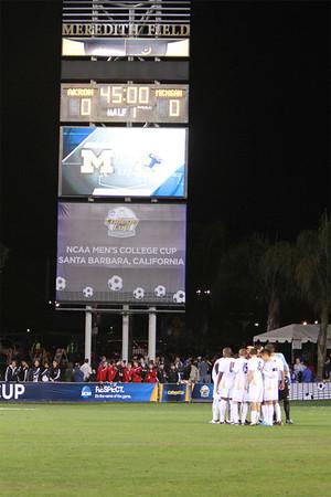 NCAA Semi-Final Akron (2) v Michigan (1)