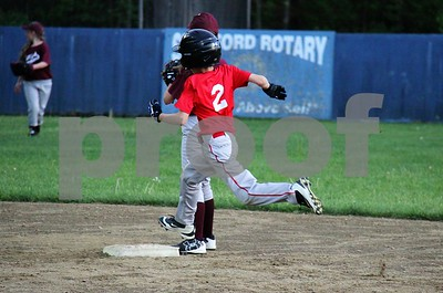 Stafford LL Jays vs. Owls 051917