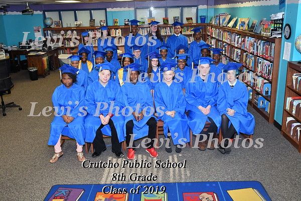 Cructcho 8th Grade Grads 2019