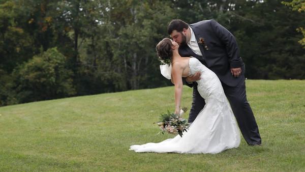 Holly & Chandlar Wedding Video HD