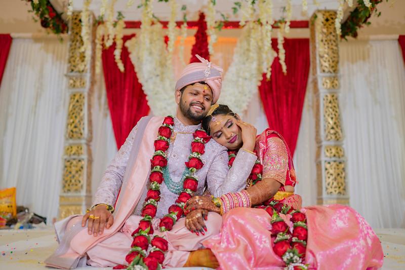 Akhila  Vijay Wedding