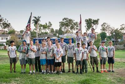 1801 Boy Scouts Olympics