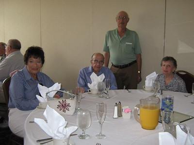 Volunteer Breakfast 2011