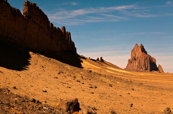 Shiprock & NW New Mexico