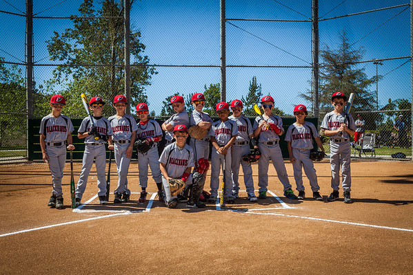 2014 Blackhawks 9U Baseball