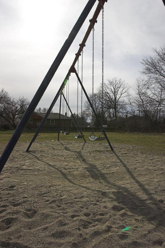 Evening Playground