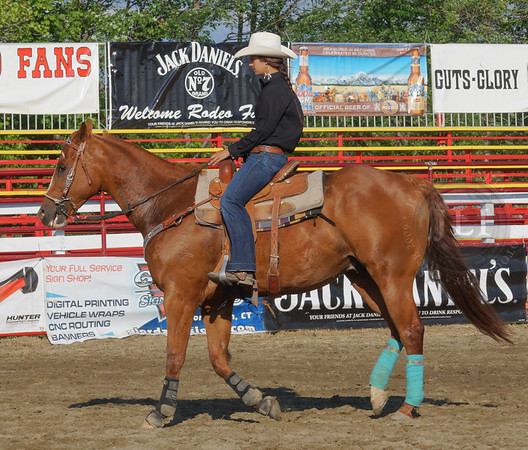 2015 June 19 - CT Barrel Horse - Texas Roadhouse - Goshem Stampede