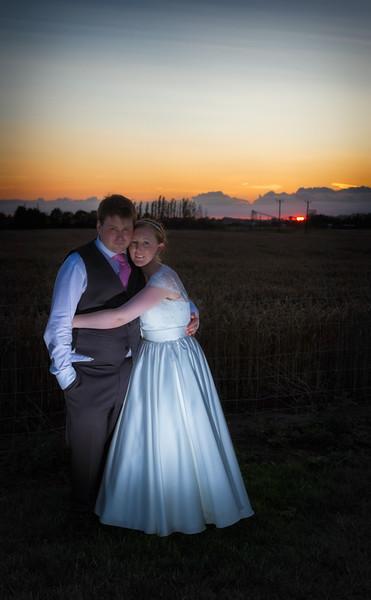 Mr & Mrs Hunt
