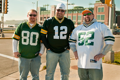 Packers vs. Cowboys 2010