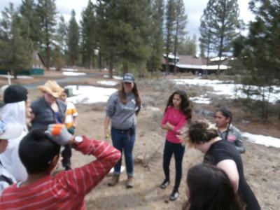 Sierra View   Mar 29-31, 2017