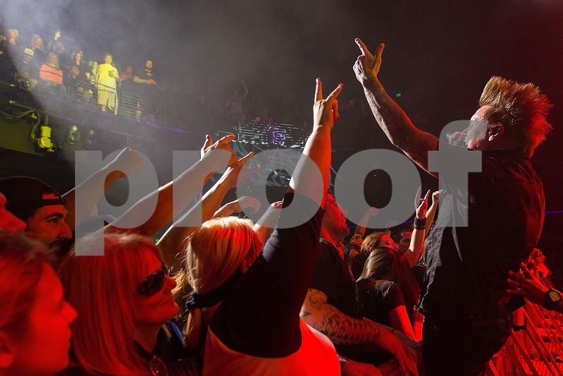 Papa Roach in Concert - Los Angeles, Calif