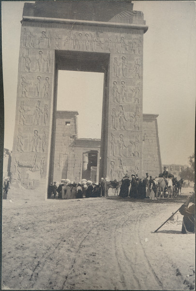 2014-013 -- Egypt trip 1908
